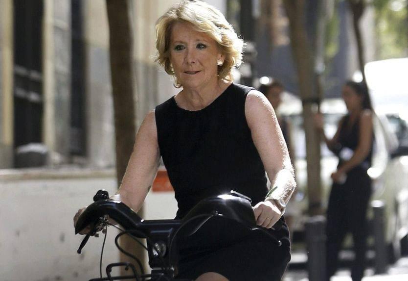 >> Aguirre ve 'alucinante' que el juez sugiera financiación irregular del PP de Madrid en el caso Púnica