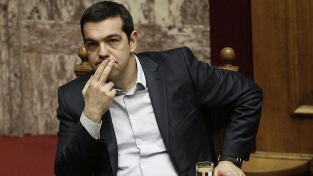 Tspiras alerta de que Grecia no tiene medios para soportar la afluencia de inmigrantes