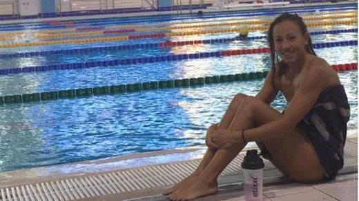 La catalana Jessica Vall, bronce en los 200 metros braza