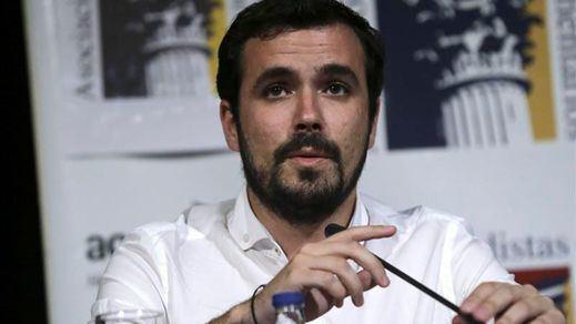 Alberto Garzon vincula a García Albiol a la extrema derecha