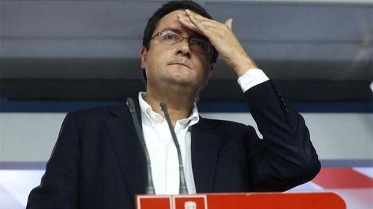 Óscar López: 'Tras Gürtel, Bárcenas y la Púnica, es insultante que Rajoy se vuelva a presentar'