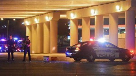 Mueren cinco niños y tres adultos en un tiroteo en texas