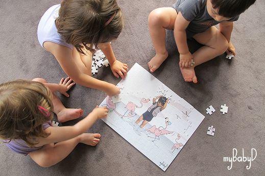 Nueva idea de regalos para familias, personaliza las fotos de tu bebé