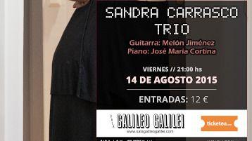 La polifacética voz de Sandra Carrasco nos sumerge en su original y variado 'Océano' musical