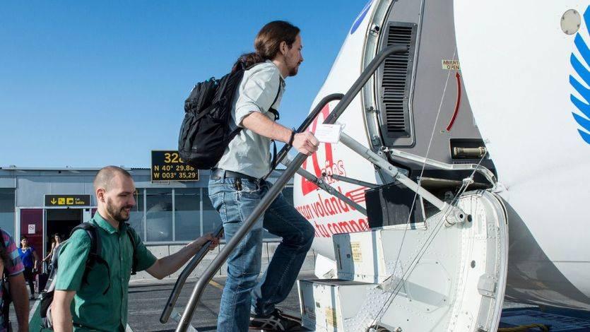 Podemos, bajo mínimos: Pablo Iglesias se va de retiro literario durante agosto