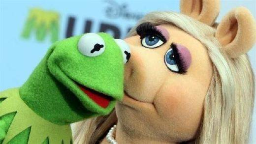 Novedad en el regreso de Los Muppets: Peggy y Gustavo se separan