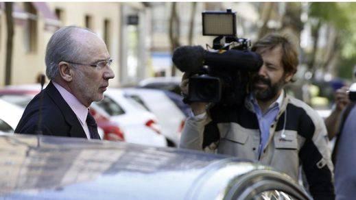 Hacienda sospecha que Rato cobró comisiones de dos millones de euros en Bankia