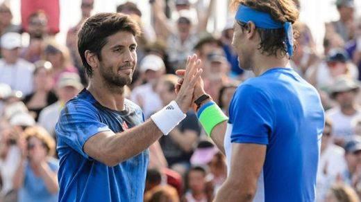 Solución para el punto maldito en la Davis: el nuevo dobles de Nadal y Verdasco debuta en Montreal con victoria