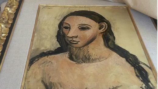 El Picasso incautado a Jaime Botín será custodiado en el Museo Reina Sofía de Madrid