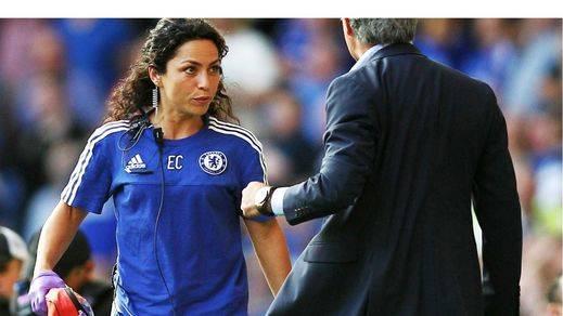 Mourinho, inasequible al desaliento: se carga a la médico del Chelsea