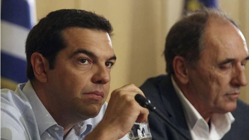 Tsipras se enfrenta a nuevas disidencias internas en Syriza ante la votación del tercer rescate