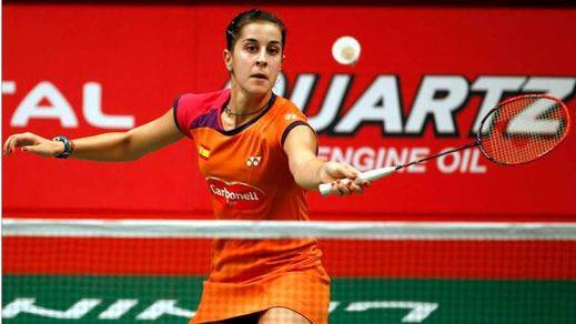 Nueva sufrida victoria de Carolina Marín en su camino hacia la renovación de su título mundial
