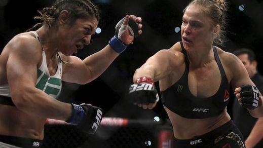 La boxeadora Rousey no necesita abuela:
