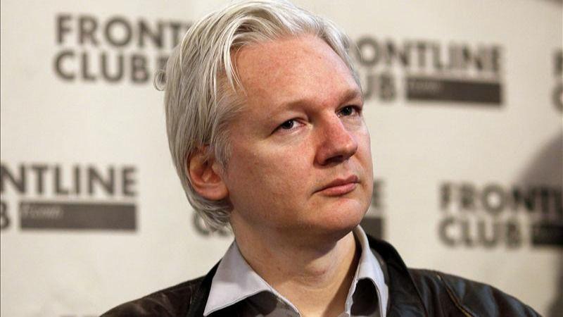 Suecia archiva parcialmente la causa contra Julian Assange