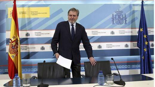Méndez de Vigo promete bajar el IVA cultural... en cuanto