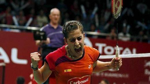 Mundial: Carolina Marín gana a Shixian Wang y se asegura medalla