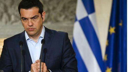 Tsipras respira: el Parlamento griego aprueba las medidas necesarias para el tercer rescate