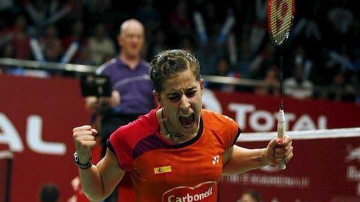 Carolina Marín vuelve a lograr el Campeonato Mundial de Bádminton