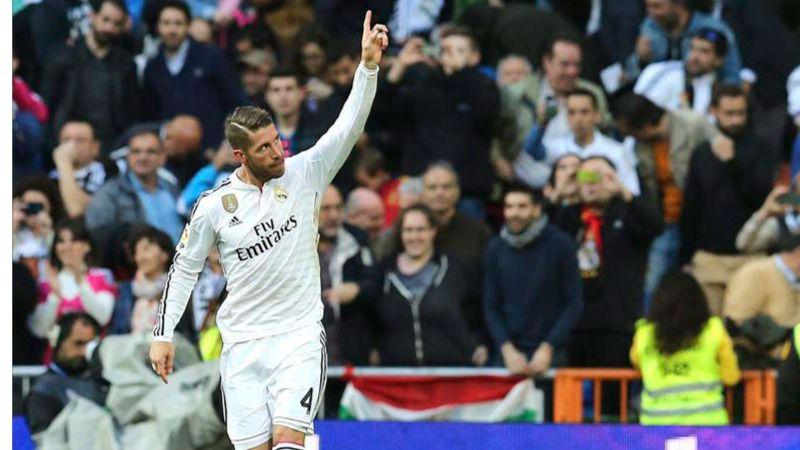 Fin oficial del 'culebrón Ramos' el futbolista renueva con el Madrid casi por el dinero que pedía