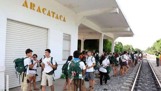 Aracataca reivindica la vuelta a casa de 'su' García Márquez