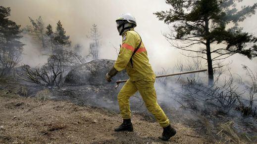 Los incendios han arrasado 63.719 hectáreas en lo que va de 2015