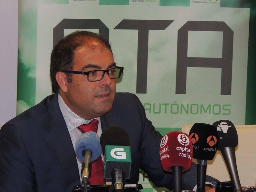 Lorenzo Amor, presidente de ATA