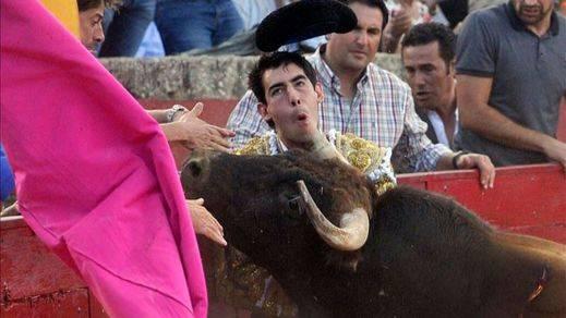 Jiménez Fortes, estable dentro de la gravedad de la tremenda cornada que sufrió en el cuello