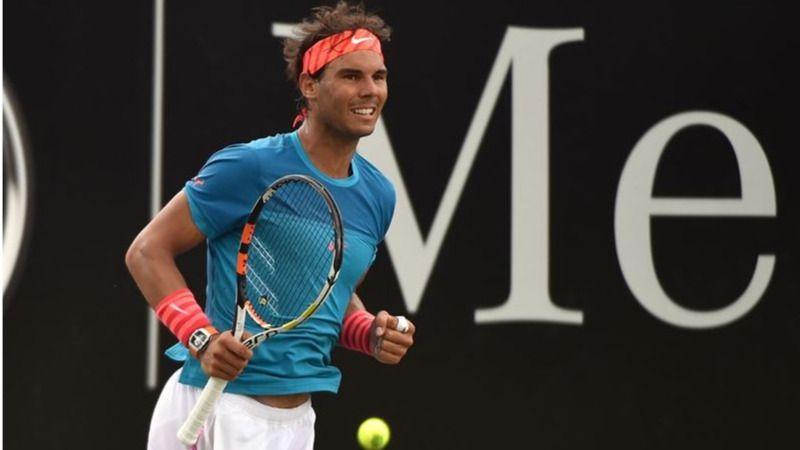 Nadal es optimista a pesar de las derrotas: 'Estoy jugando bien'