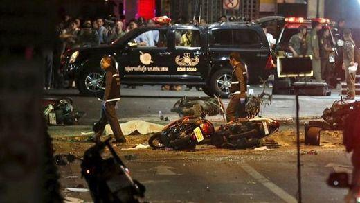 Bangkok sufre otro ataque con explosivos, esta vez sin víctimas