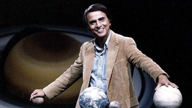 Carl Sagan, el famoso presentador de 'Cosmos', tendrá su biopic en la gran pantalla