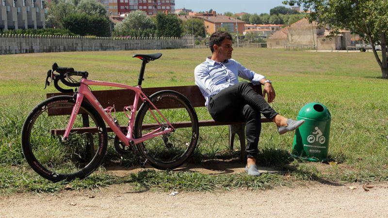 Campaña de la Vuelta en apoyo del reciclaje de vidrio