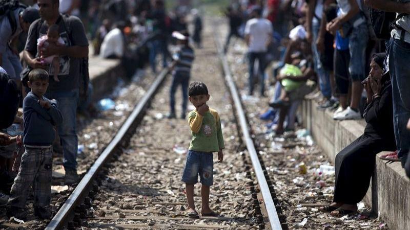Macedonia declara el estado de emergencia por el incremento de la inmigración