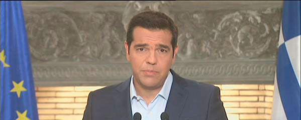Terremoto en Grecia: Tsipras anuncia su dimisión y adelanta las elecciones por las tensiones en Syriza