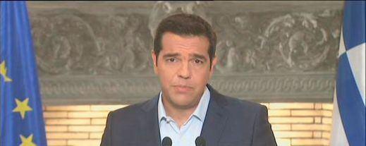 Terremoto en Grecia: Tsipras anuncia su dimisión y adelanta las elecciones