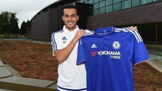 Dos llamadas de Mourinho decidieron a Pedro a fichar por el Chelsea