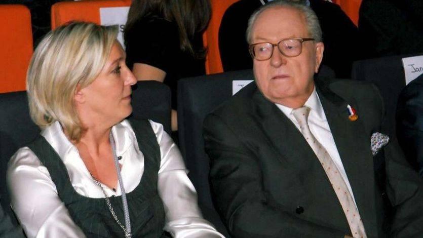 Jean-Marie Le Pen culpa a su hija de su expulsión del Frente Nacional francés