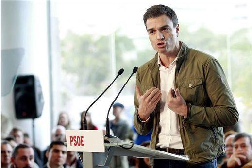 Pedro Sánchez afirma que el PSOE será