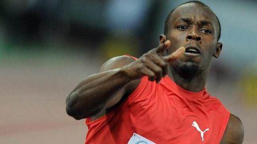 Usain Bolt vuelve a ser el más rápido del mundo