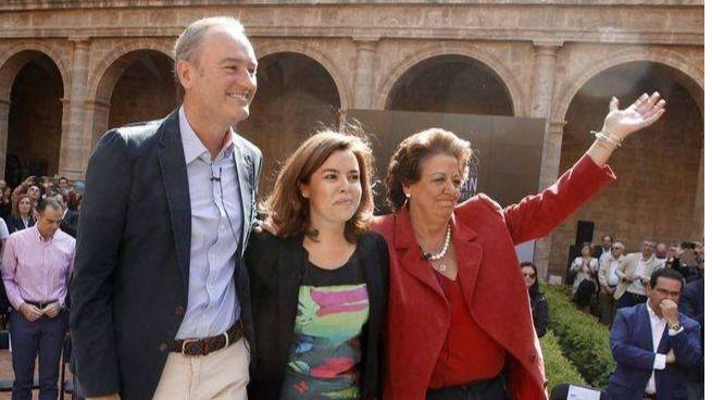 El PP ya ha encontrado puesto de trabajo a los presidentes y alcaldes salientes