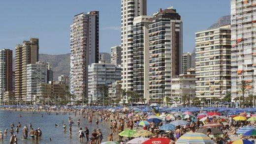 Récord de pernoctaciones en hoteles: casi 40 millones en el mes de julio