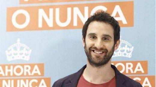 El actor Dani Rovira denuncia que la ANC le ha utilizado