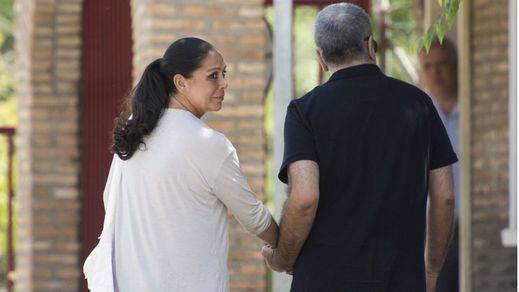 Isabel Pantoja vuelve a la cárcel tras veinte días en el hospital