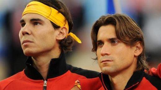Nadal y Ferrer siguen entre los ocho primeros ATP, los puestos que dan derecho a jugar el Masters