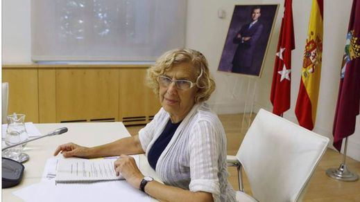 Manuela Carmena se siente