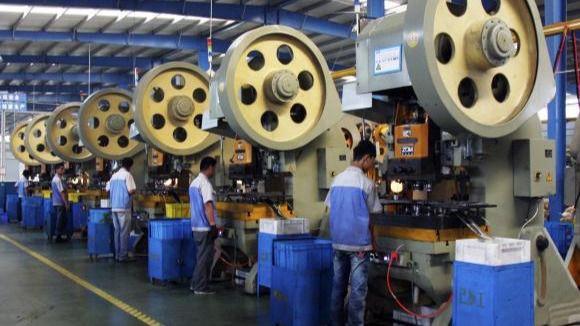 Los precios industriales bajan un 1,3% continuando con las malas noticias para el sector