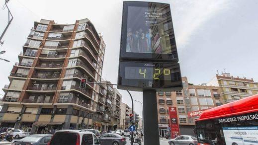 La alta temperatura media en España en lo que va de 2015 rompe el récord histórico