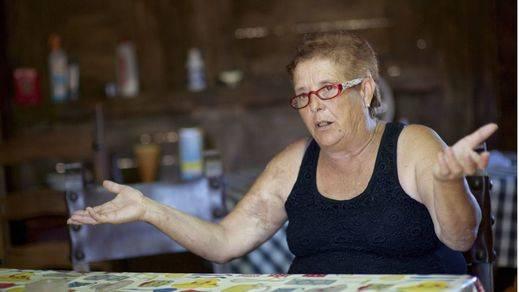 El Gobierno indultará a Josefa, encarcelada por no permitir que derribasen su vivienda