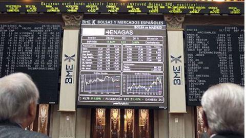 El Ibex se recupera y cierra con la segunda mayor subida del año