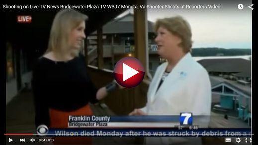 Asesinan a tiros en directo a dos reporteros en Virginia, Estados Unidos