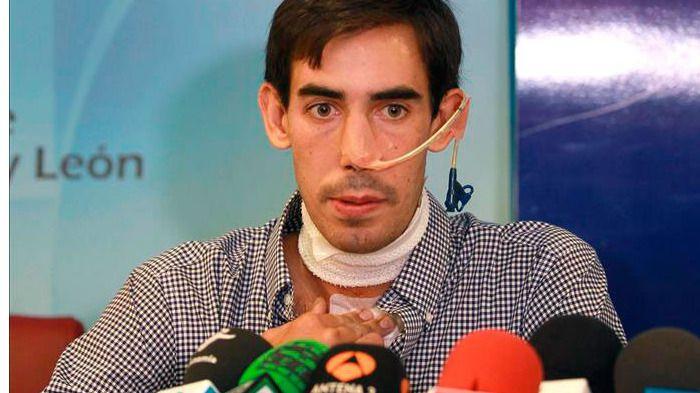 Jiménez Fortes recibe el alta médica de su gravísima cornada y sólo piensa en 'volver a torear'